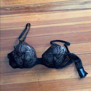 Natori lacy black bra